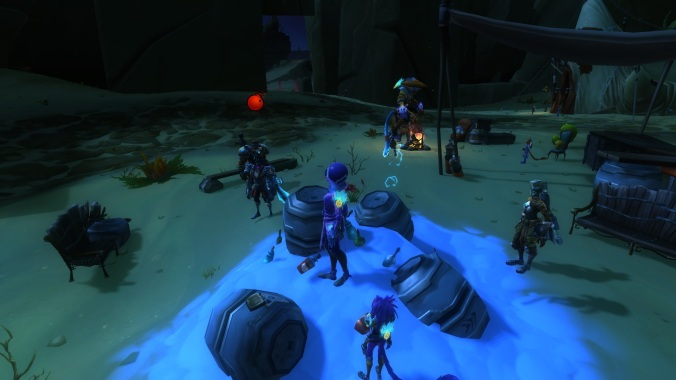 Finishing Malgrave Trail with a guild group!